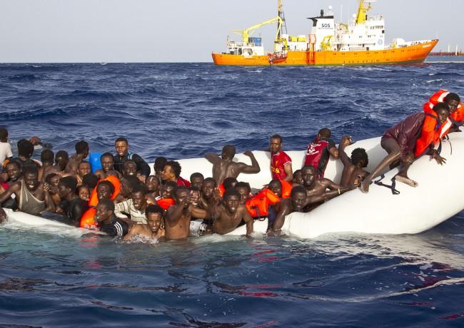 Le Crowdfunding change le monde : SOS méditerranée