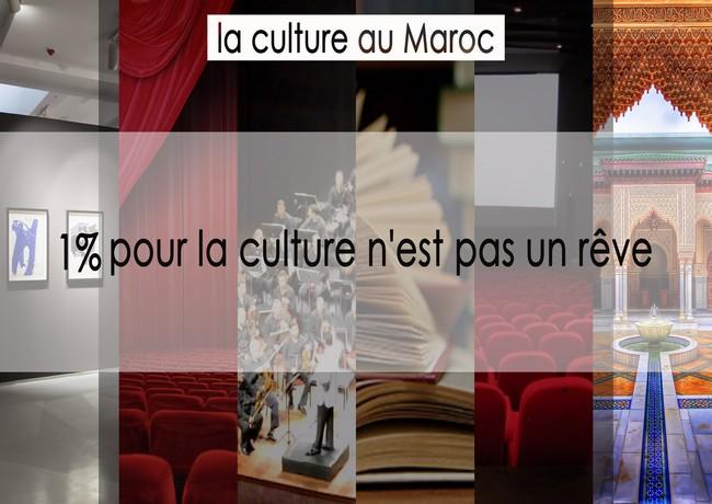 L'appel aux partis politiques pour la mise en œuvre d'un « Plan Maroc Culture »