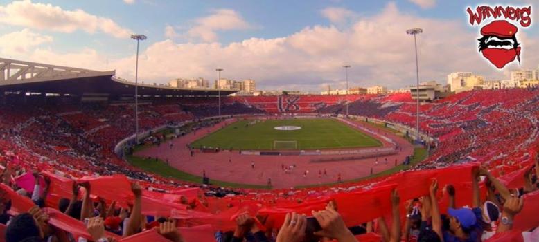 المطالبة بافتتاح مركب محمد الخامس قبل مباراة نصف نهائي دوري ابطال افريقيا