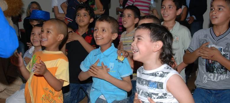 Campagne de collecte de fonds au profit des enfants atteints de cancer ( un don=une vie)