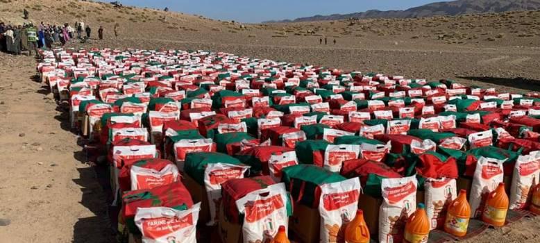Caravane humanitaire du mois sacré du ramadan
