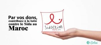 Campagne sidaction maroc 2016